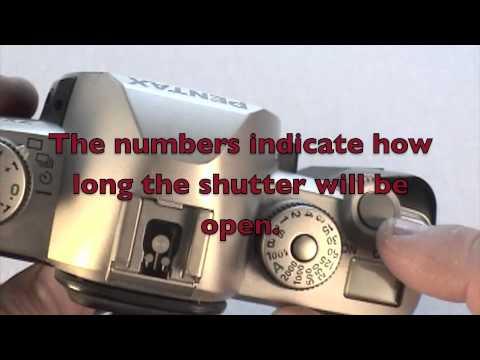 Pentax ZXM Film Camera Part 1