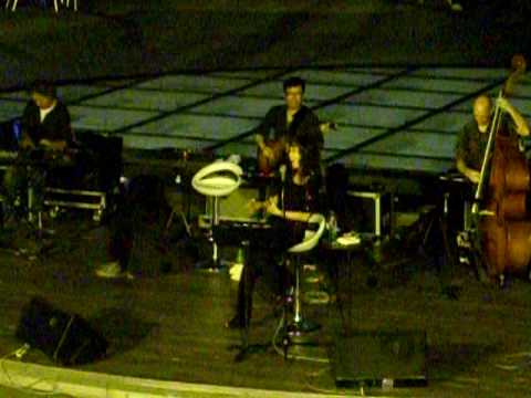 Hong Kong International Jazz Festival 2009(Youn Sun Nah Quartet feat.Eugene Pao) Part 05