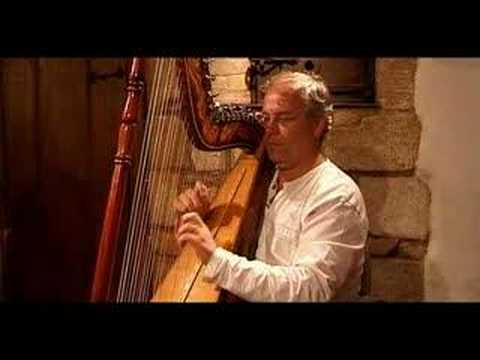 La Partida - played on Paraguayan harp Video