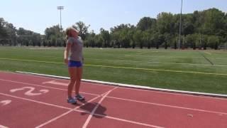 Abby Pongracz/Bellarmine Track Athlete