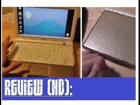 Asus Eee PC 900HA Netbook Review (Atom):