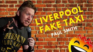 Paul Smith | Liverpool Fake Taxi