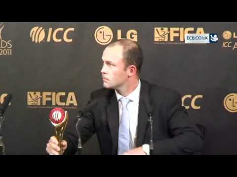 ICC Cricketer of the Year - Jonathan Trott