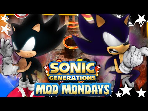 Sonic Generations Dark Sonic - Mod Mondays & GIVEAWAY