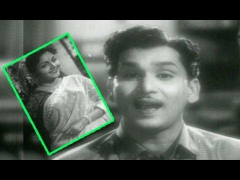 Aradhana Movie Songs   Na Hrudayamlo Nidurinche Cheli   ANR   Girija