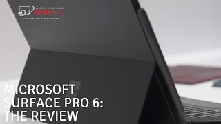 Microsoft Surface Pro 6: The Review