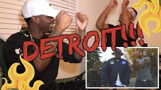 Tee Grizzley FIRST DAY OUT REACTION LawTWINZ