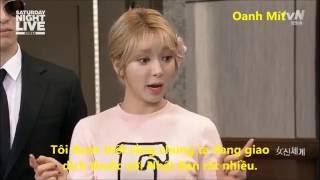 [ SNL Korea Vietsub] AOA- Thỏ Bang (1/3)