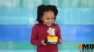 Happy 1st Birthday to the Beverly Knight Olson Children's Hospital!