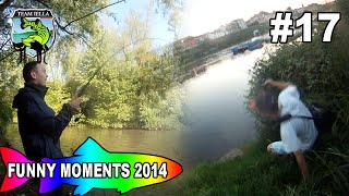 Funny Moments 2014 - Compilation di momenti di Pesca Divertenti