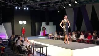 OTO TURKINA - Golden Cage ( Moldova Fashion Week (Art Podium)) 2016-2017