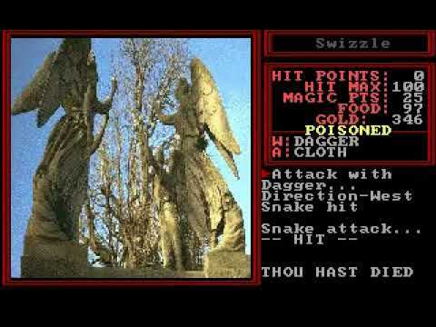 The Kingdom of Syree III: The Depths of Hell (DOS)
