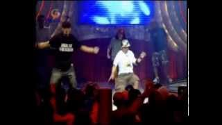 Ebith beat A ft whiz I dee & oyaz - Cahaya hidupku (live Made in indonesia Global TV).flv