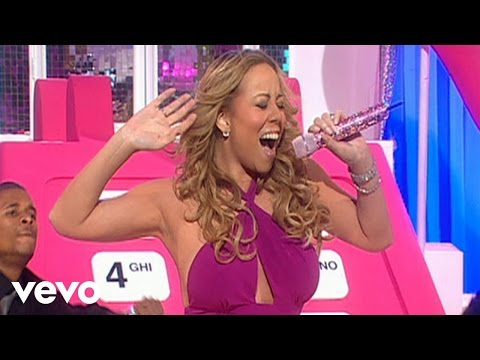 Mariah Carey Get Your Number pop music videos 2016