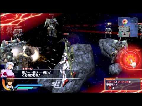 Shin Gundam Musou Gameplay [PS Vita]