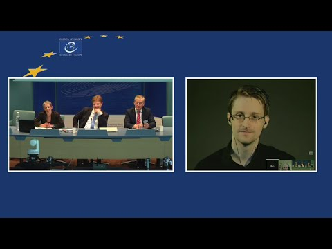 PACE -  Improving the Protection of Whistleblowers (feat. Edward Snowden)