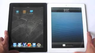 iPad 4 vs iPad 3 Speed TEST