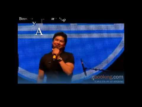 Shaans Live Performance Song - Jalte Hein Jiske Liye - Sujata...