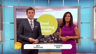 [HD] Good Morning Britain: 6am Tuesday 1 September 2015