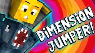 Minecraft - DIMENSION JUMPER! W/AshDubh - Part [2]