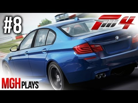 Mgh Plays: Forza Motorsport 4 - Becoming a Champion - Episode #8