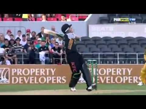 Brendon McCullum at his best....mp4