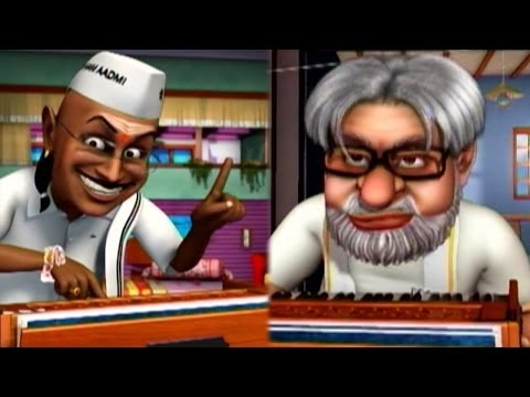 So Sorry: Modi - Kejriwal's Padosan Musical Face-off video