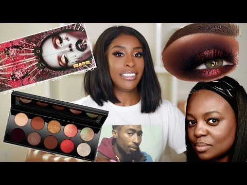 ZAMN PAT!!! 125$ Palette Worth The Hype?! Bronze Seduction | Jackie Aina