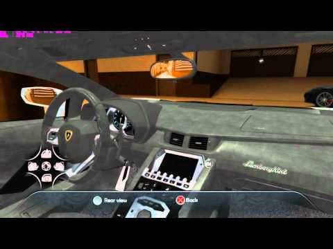 Test Drive Unlimited 2 l Lamborghini Aventador LP700 Kick Look [HD]