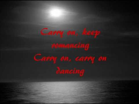 Savage Garden- Carry On Dancing Lyrics