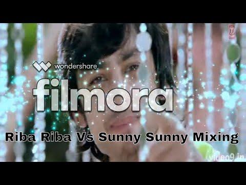 Riba Riba Vs Sunny Sunny-Dj Dipan Ranaghat