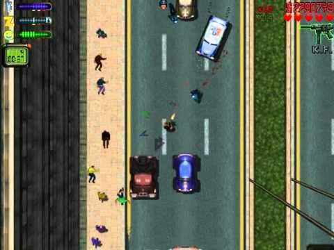 GTA 2 Downtown 100% (1:15:22)