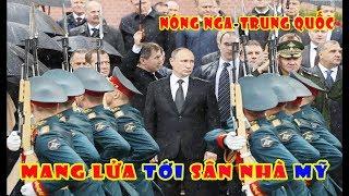 """Nga-Trung Quốc bất ngờ hkành đzộ'ng ở Venezuela: Mang Lkua đến """"sân sau"""" Mỹ"""