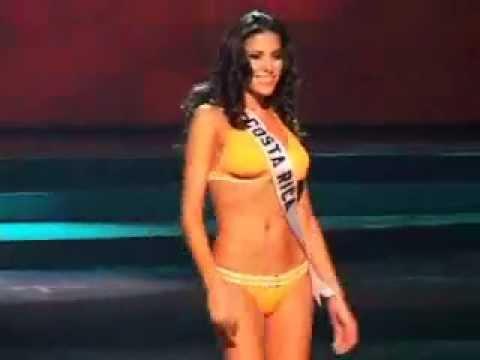 María Teresa Rodríguez -  Miss Universe 2008 - Presentation Swimsuit