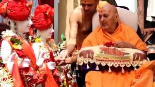 Guruhari Darshan 19 to 22 Jul 2014, Sarangpur, India