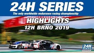 Hankook 12H BRNO 2019 Highlights