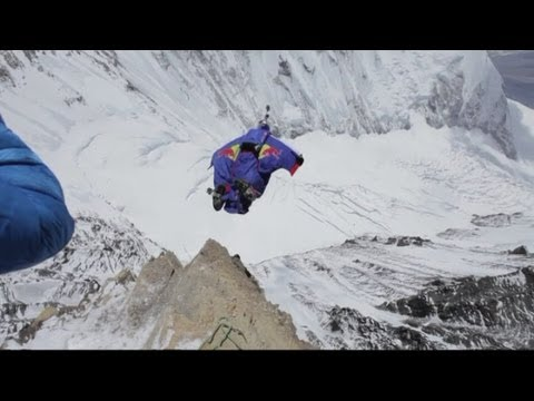 Mount Everest base jump: Russian daredevil Valery Rozov sets new world...