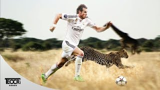 Gareth Bale - 20 Crazy Fast Runs/Sprints Will Make You Say WOW |HD