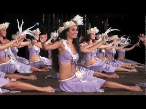 HEIVA I TAHITI 2012: 3e SOIRE CONCOURS DE CHANTS ET DANSES PART 3