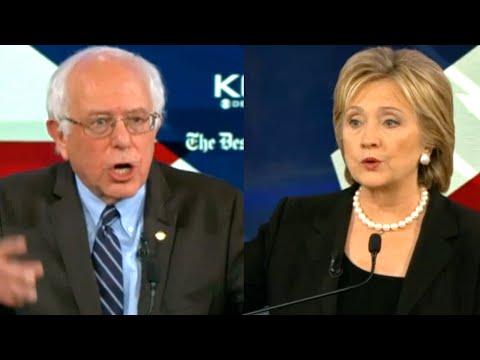 2nd Democratic Debate [Condensed] Clinton/Sanders/O'Malley