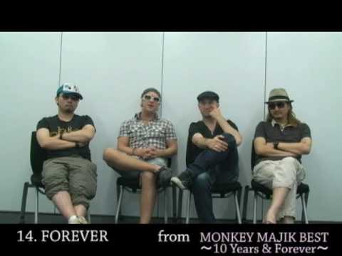 「FOREVER」について(『MONKEY MAJIK BEST』収録)