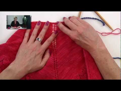 Knitting Help - Garter Tab, Or Lace Shawl Beginning How To Make ...