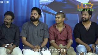 Naan seitha kurumbu Movie Press Meet