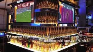 Kafe Bar Club Ekranları
