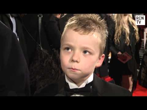 Nativity 2 Danger In The Manger World Premiere - Bob - Ben Wilby Interview