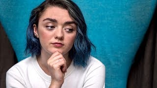 'Game of Thrones' Star Maisie Williams Reveals WHY She Doesn't Get More Movie Roles