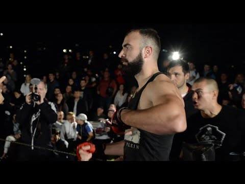 Боксер против чемпиона по Тайскому Боксу, Бой ММА!!!