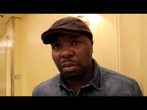 DERECK CHISORA HAS TAKEN ANGER MANAGEMENT CLASSES HE'S MUCH CALMER BUT STILL AN ENIGMA- DON CHARLES