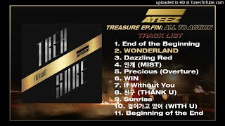 [FULL ALBUM] ATEEZ(에이티즈) The 1st Full-Length Album [TREASURE EP.FIN: All To Action]