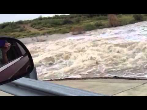 Carlsbad NM flood